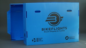 Bicycle Shipping  Box Coroplast