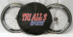 TRI ALL 3 SPORTS Wheel Guard II Pro-Series Bags